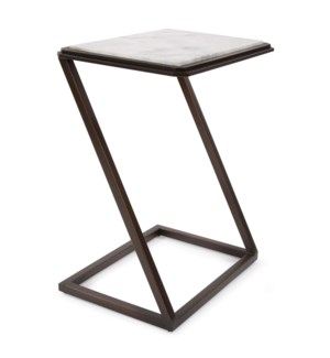 Z Table With Marble Top