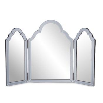 Grigio Trifold Vanity Mirror
