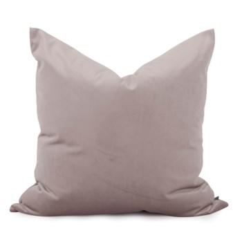 "24"" x 24"" Bella Ash Pillow - Poly Insert"