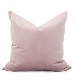 "24"" x 24"" Bella Rose Pillow - Down Fill"