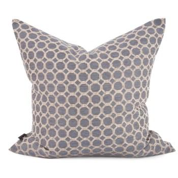 "24"" x 24"" Pyth Steel Pillow - Down Fill"