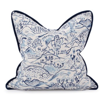 """24"""" x 24"""" Pillow Fable Royal - Down Insert"""