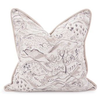 """24"""" x 24"""" Pillow Fable Sand - Down Insert"""