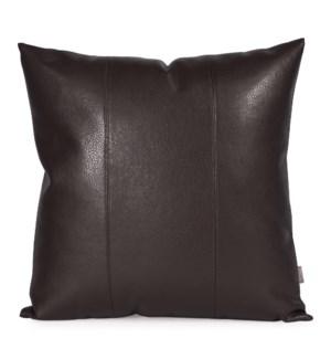 """24"""" x 24"""" Avanti Black Pillow"""