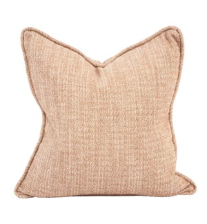 "24"" x 24"" Pillow Boho Bronze - Down Insert"