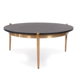 Moderno Metal Coffee Table
