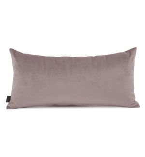 "11"" x 22"" Bella Ash Kidney Pillow"