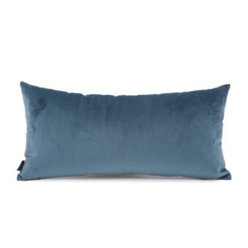 "11"" x 22"" Bella Teal Kidney Pillow"