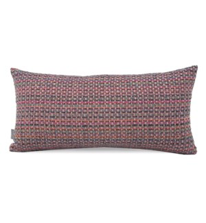 "11"" x 22"" Alton Berry Kidney Pillow"