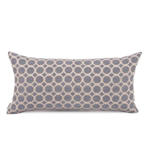 Kidney Pillow Pyth Steel - Down Insert
