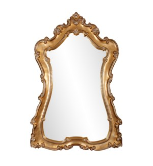 Lorelei Gold Mirror