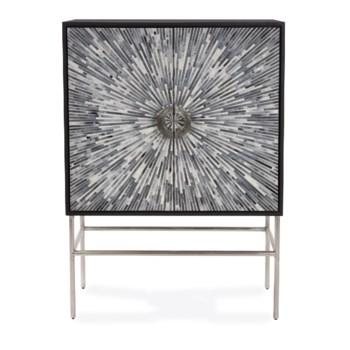 Aurora Square Bar Cabinet