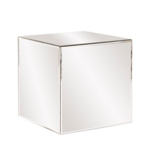 Mirrored Cube Table