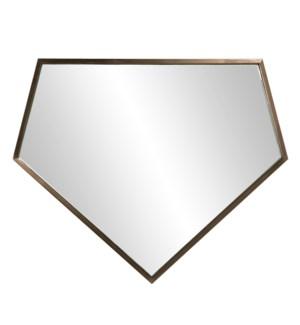 Quintin Brass Mirror