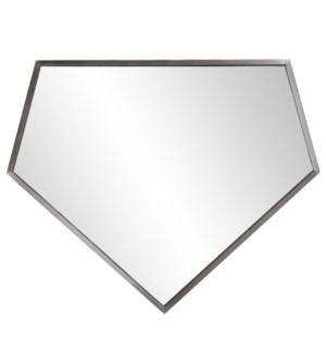 Quintin Silver Mirror