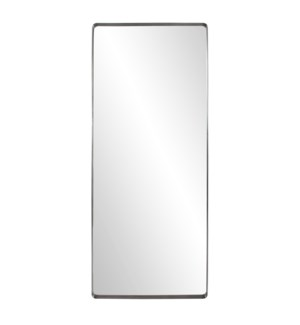 Steele Silver Oversize Mirror