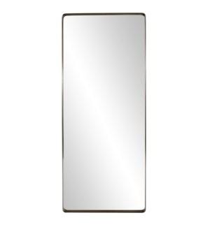 Steele Brass Oversize Mirror