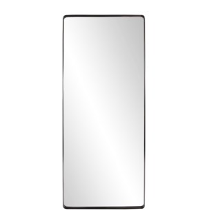 Steele Black Oversize Mirror