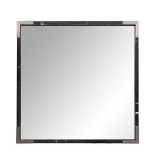Marcel Square Mirror