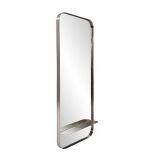 Gavan Mirror with Shelf