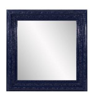 Nottingham Navy Blue Mirror