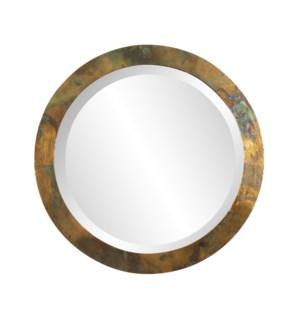 Camou Small Round Mirror