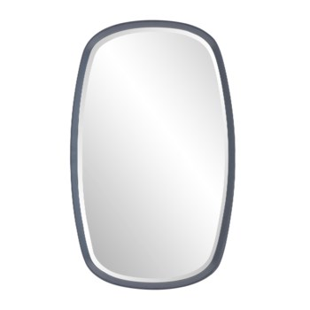 Asher Oval Mirror
