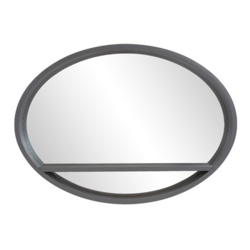 Ackley Mirror with Shelf