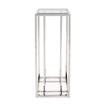 Echo Stainless Steel Pedestal