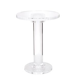 Cut Acrylic Martini Table