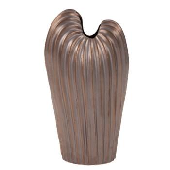 Bronze Gourd Vase, Large