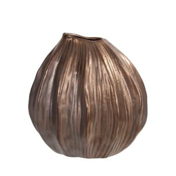 Bronze Gourd Vase, Small