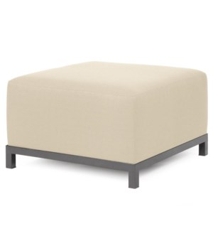 Axis Ottoman Sterling Sand Slipcover (Cover Only)