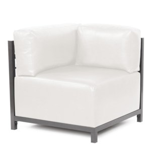 Axis Corner Chair Avanti White Slipcover (Cover Only)