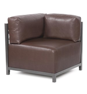 Axis Corner Chair Avanti Pecan Slipcover (Cover Only)