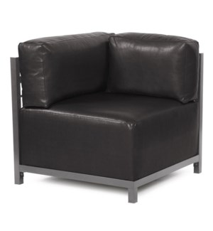 Axis Corner Chair Avanti Black Slipcover (Cover Only)
