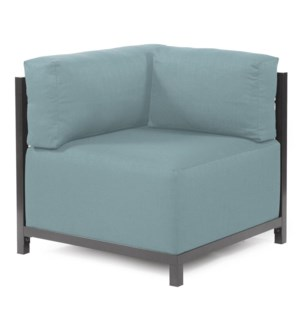 Axis Corner Chair Sterling Breeze Slipcover (Cover Only)