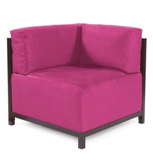 Axis Corner Chair Regency Fuchsia Slipcover (Cover Only)
