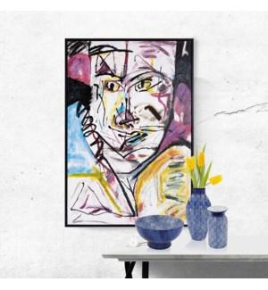 MOI!! Hand Painted Original Art