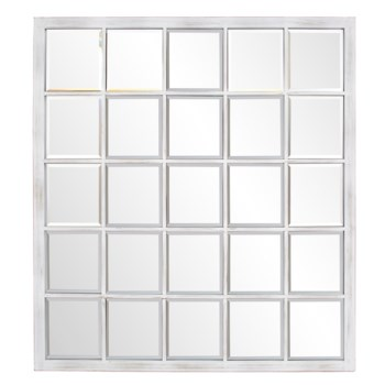 Superior White Mirror