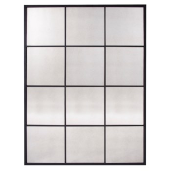 Racine Windowpane Mirror