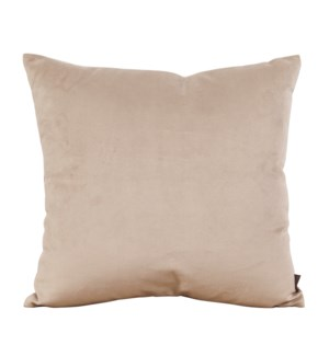 """Pillow Cover 16""""x16"""" Bella Sand (Cover Only)"""