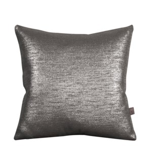 """Pillow Cover 16""""x16"""" Glam Zinc (Cover Only)"""