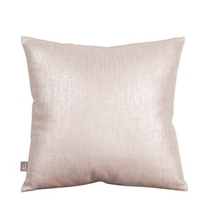 """Pillow Cover 16""""x16"""" Glam Sand (Cover Only)"""