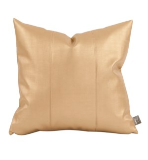 """Pillow Cover 16""""x16"""" Luxe Gold (Cover Only)"""