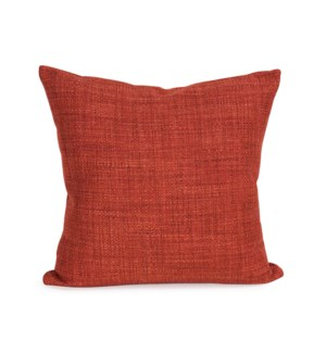 """Pillow Cover 16""""x16"""" Coco Coral (Cover Only)"""