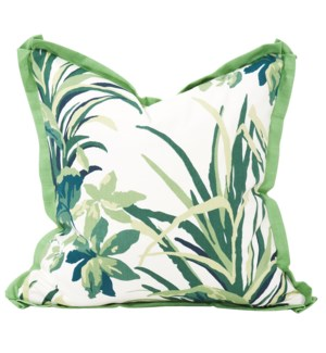 """Pillow Cover 20""""x20"""" Bermuda Bay Daffodil (Cover Only)"""