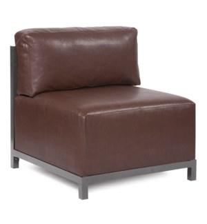 Axis Chair Avanti Pecan Titanium Frame