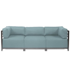 Axis 3pc Sectional Sterling Breeze Titanium Frame