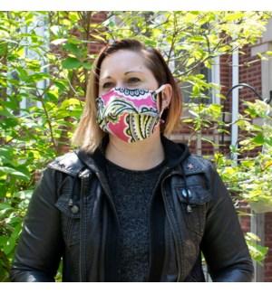 Reusable Face Mask in Majella Marzipan